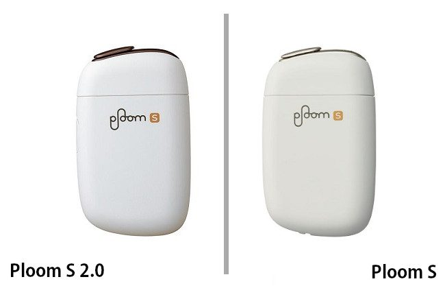 Ploom S 2.0 WHITE比較